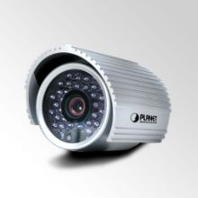 Camera Analog Infrared Planet, 30 de metri,Sony CCD 1/3inch, 0 Lux, 6.0mm/F 2.0, rezolutie 380 TVL, Format PAL