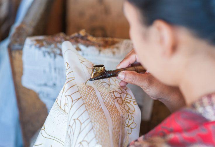 Batik Paling Diminati di Festival Budaya Mexico City