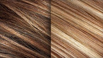 golden blonde with chestnut lowlights | Which colour highlights should I choose?