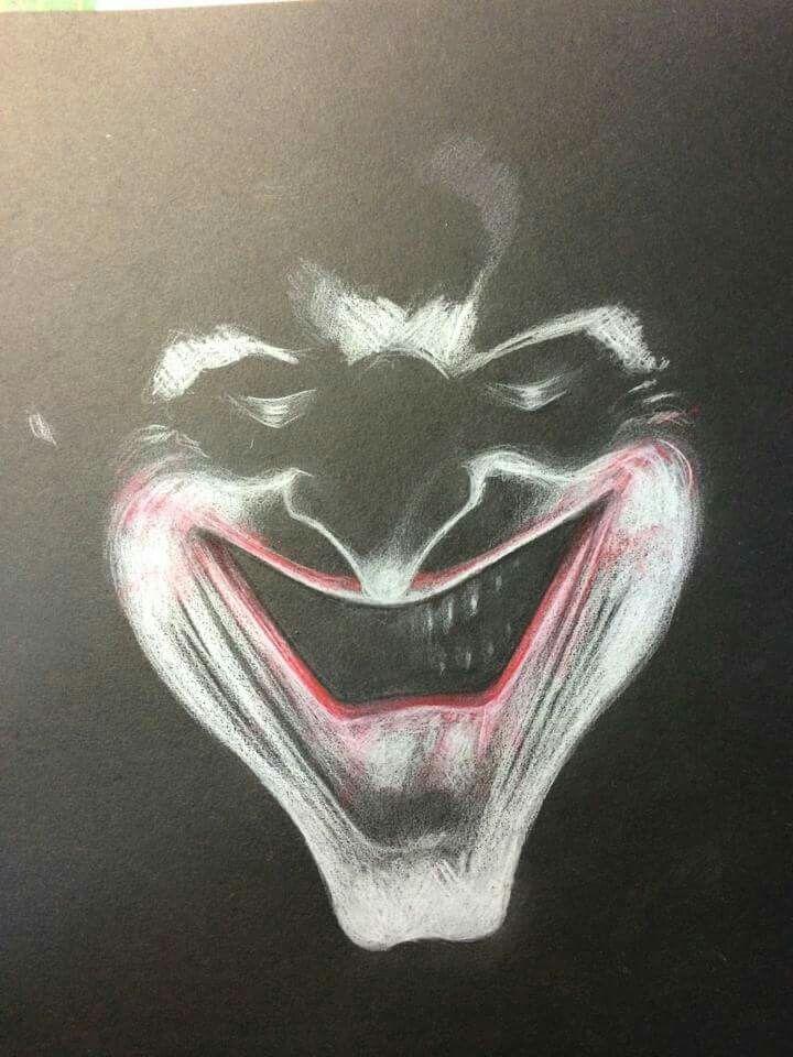 #Joker drawing #DCcomics