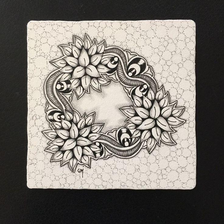 #zentangle #zentangles #zentangleart #zenart #patternart #pattern #penart #illustration #tangle #art #ゼンタングル #ゼンタングルアート #パターンアート #ペンアート