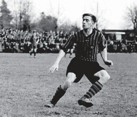 Otto Siffling.3.8.1912-20.10.1939. Deutscher Fussballspieler. 1930-1938 SV Waldhof Mannheim.