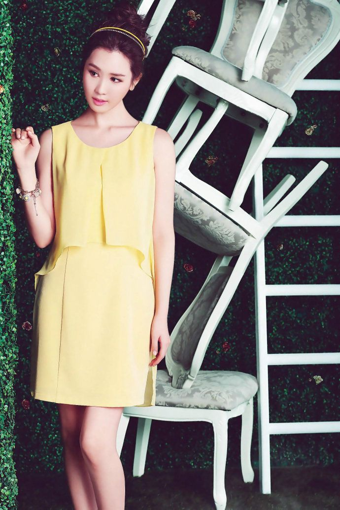 More of Lee Da-hae for Shunufang Summer 2014 | Crush On Da-hae
