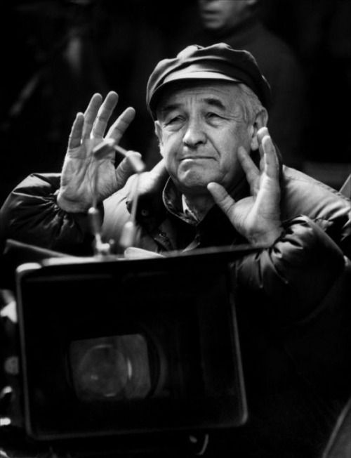 Andrzej Wajda.... great Polish Director. Loved his war trilogy. Watched it at uni and want to watch again