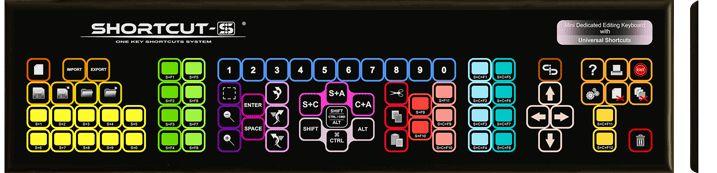 Shortcut-S Mini Universal Keyboard