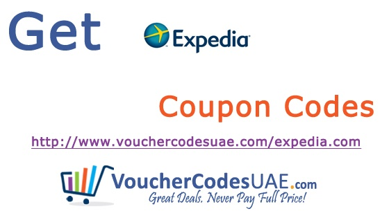 http://www.vouchercodesuae.com/expedia.com Save money with the latest free Expedia Flights UK, Expedia Coupon Codes, Expedia Promo Codes, Expedia Discount code and Promotional Code.