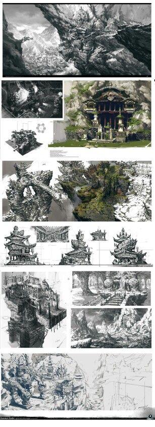 Yang qi  http://yangqi917.deviantart.com/gallery/