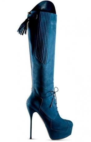 SWOON!!! John Galliano Fall Winter Shoes 2013 #shoes #heels #boots #platforms #galliano