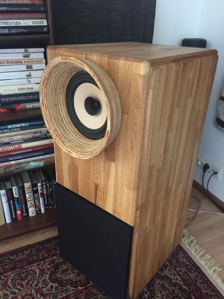 56 best Back loaded horn speakers images on Pinterest ...