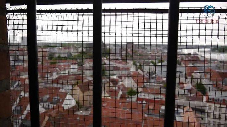 Rostock visto desde arriba, desde el mirador de San Pedro