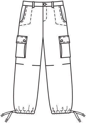 Детская мода бурда с выкройками