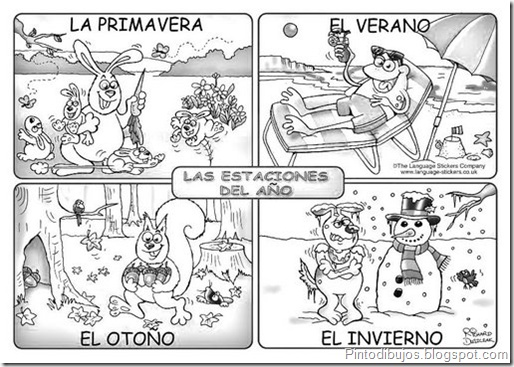 Coloring Sheets For Spanish Class : 74 best images about hablamos espanol on pinterest