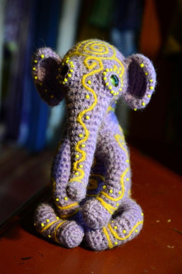 Ручная работа Слон Ганеша. Ganesha