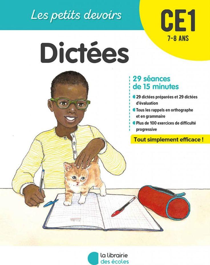 Les Petits devoirs - Orthographe CE1 - La Librairie des ...