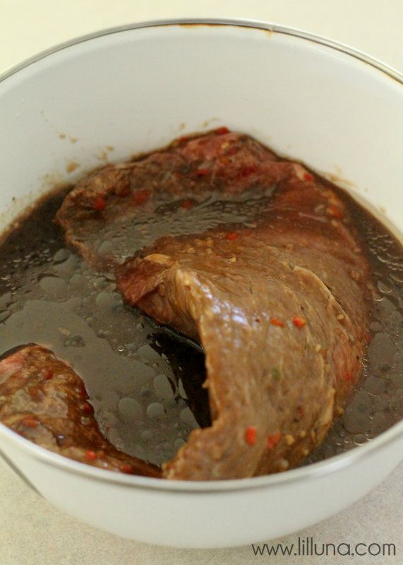 "Steak Marinade Recipe - Pinner says ""everyone asks for recipe. It is that good!""...Well, I will have to try it and see :)"