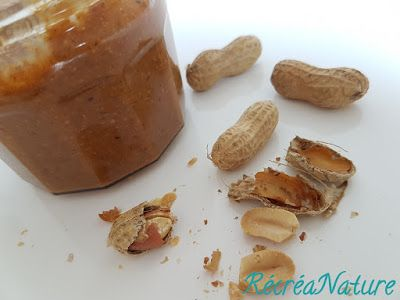 RécréaNature : #DIY - Faire son Beurre de Cacahuètes Maison, c'est Facile !