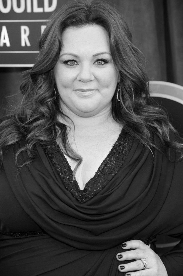Melissa McCarthy...(Gilmore Girls and Mike & Molly)   She is my favorite actress!