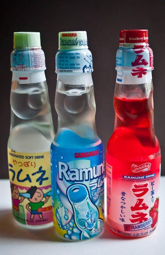 Ramune Soda | Japanese Cuisine | Pinterest