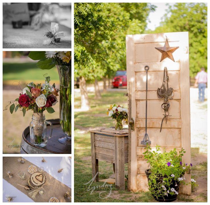 Western Wedding Ideas: Western Themed Wedding Reception!