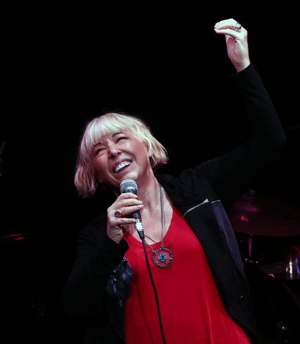 For the Joe's Pub shows next week and the week after - 4 in total -