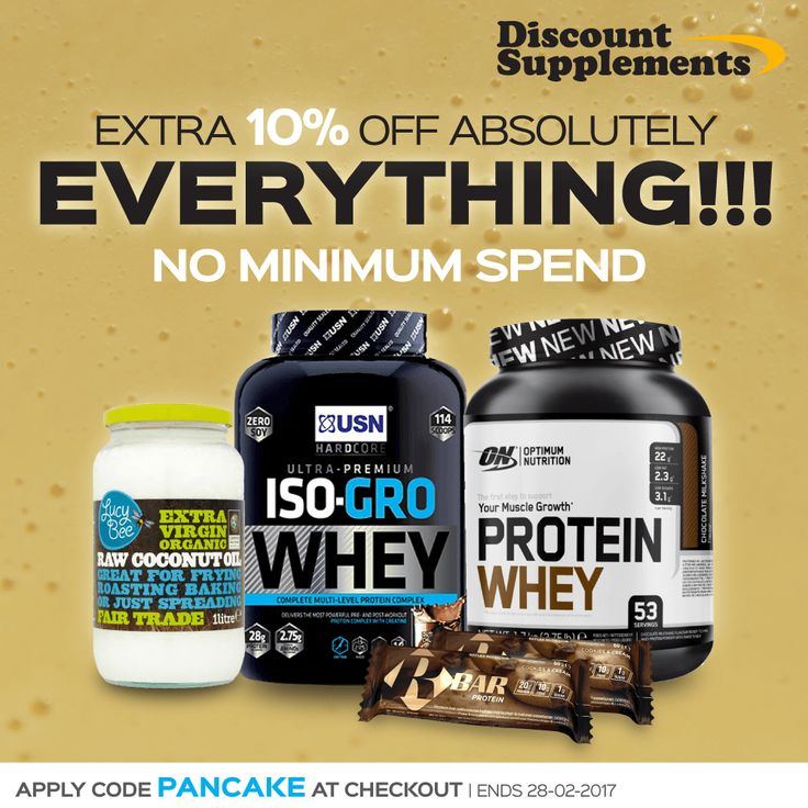 EXTRA 10% code off everything today (no min spend). SHOP NOW: www.discount-supplements.co.uk #protein #GoldStandardWhey #whey #gym #fit #diet #fatloss #weightloss