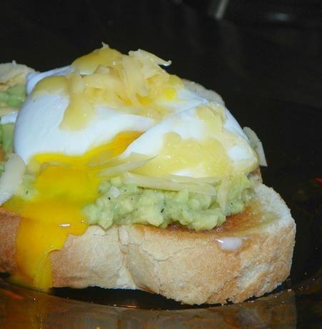 Poached Eggs & Avocado Toasts