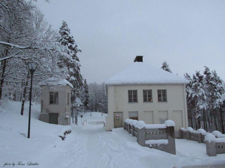 Mukkulan kartanon rakennuksia, Lahti, Finland
