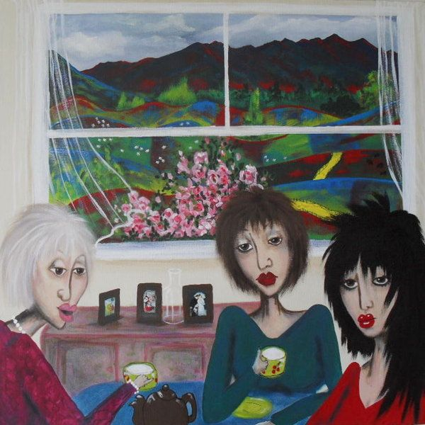 """""""Mount Pirongia listens.."""" SOLD"""