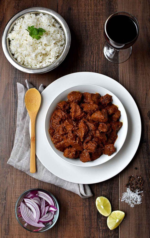 Pork Vindaloo- Pepper Delight #pepperdelightblog #recipe #vindaloo #thanksgiving #newyear #pork #kerala #goanporkvindaloo #slowcooked #christmas #holidayrecipes #goa #goanrecipes #festivals