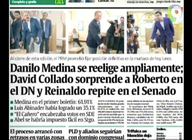 Portadas De Los Periódicos De Hoy