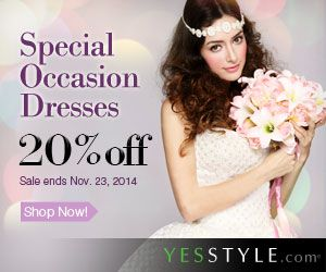 Yesstyle - Special Occasion Dresses