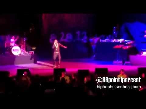Meek Mill - House Party (Live) Club Paradise Tour Irvine CA 5/8/12 @ Verizon Wireless Amphitheatre
