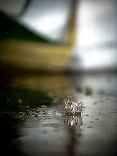 .: Rainy Day, Water Elements, City Streets, Cities Street, Love Photography, Raindrop, Water Droplets, Cities Rain, Rain Drop