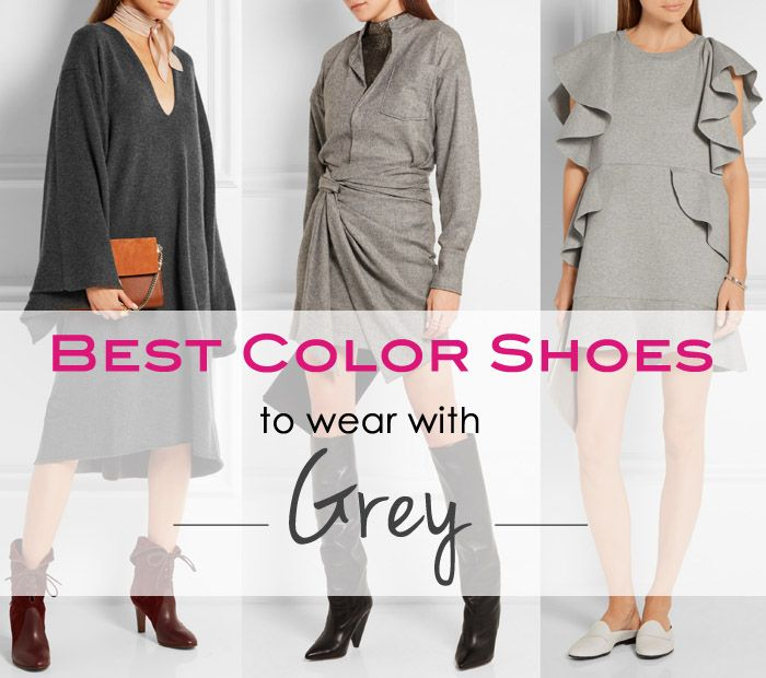 Gray dress shoes, Light grey dress outfit