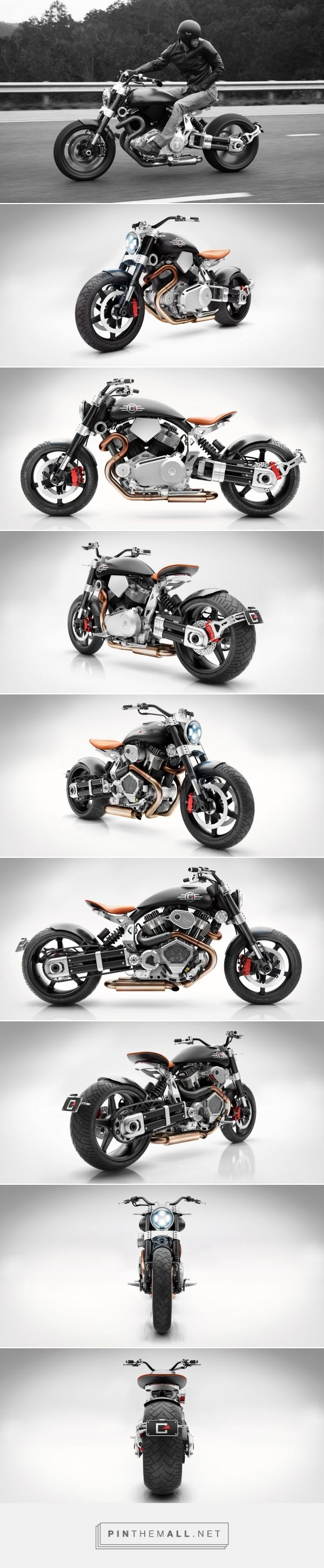 Hellcat | Confederate Motorcycles.  Thanks for visiting my 'Time Machine' boards Guys! (J Train)