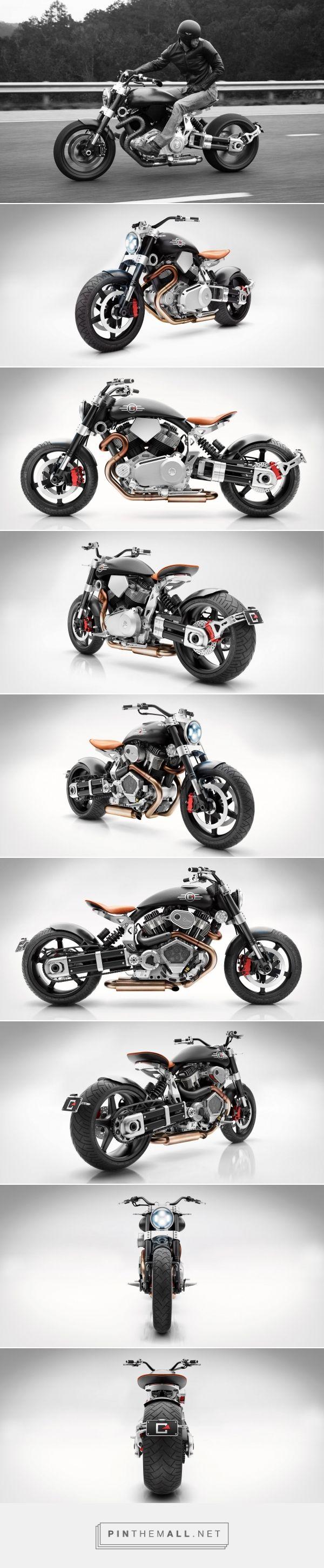 Hellcat | Confederate Motorcycles  Para saber más sobre los coches no olvides visitar marcasdecoches.org