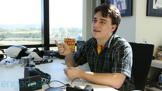 Oculus' Palmer Luckey and Nate Mitchell on the past, present and future of the Rift