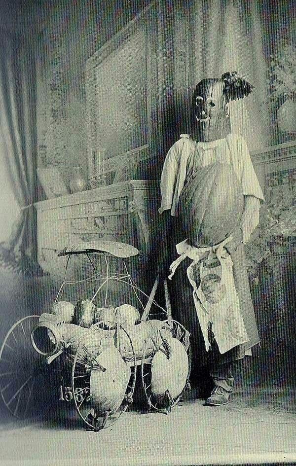 Creepy vintage Halloween photoCreepy Vintage Photography
