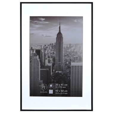 Henzo fotolijst  Manhattan - 40x60 cm - zwart