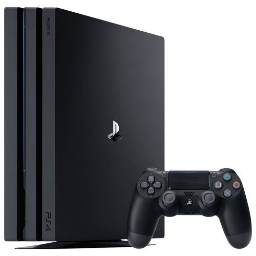 Lose yourself in a world of immersive gaming and top-tier entertainment with PlayStation 4 Pro. Enjoy blockbuster storytelling with a unified gaming library full of exclusive content tailor-made for the PS4. Plus, the PS4 Pro stre... Free shipping on orders over $35.