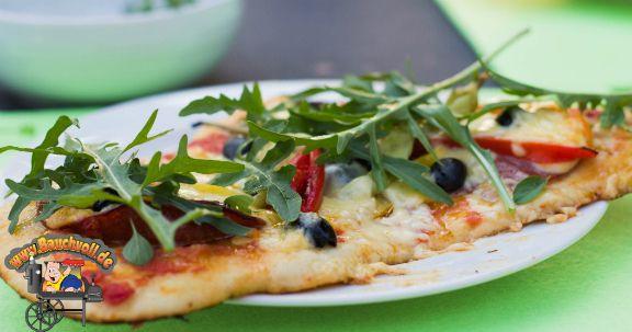 Pizza geht immer, aber am besten ist sie vom Grill!