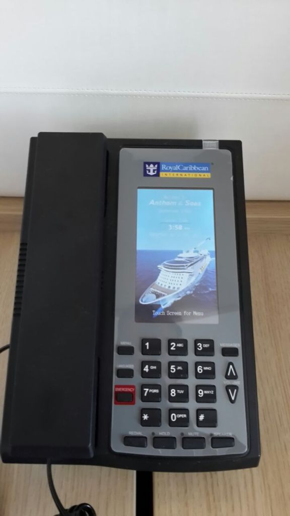 Phone - Stateroom of the Seas