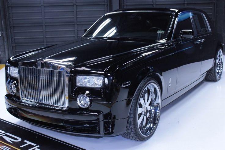 Rolls Royce Phamtom