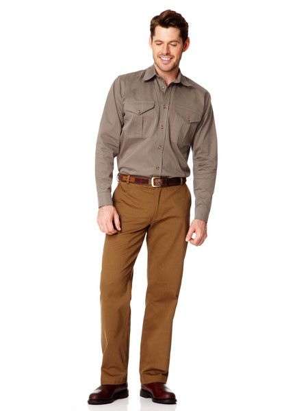 Cotton Safari Chinos http://geraldwebster.com/collections/mens-apparel/products/cotton-safari-chinos-squirrel