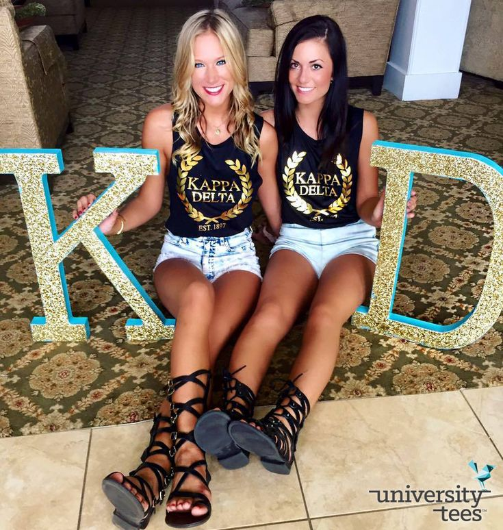 Sparkle ✨ | Kappa Delta | Made by University Tees | universitytees.com