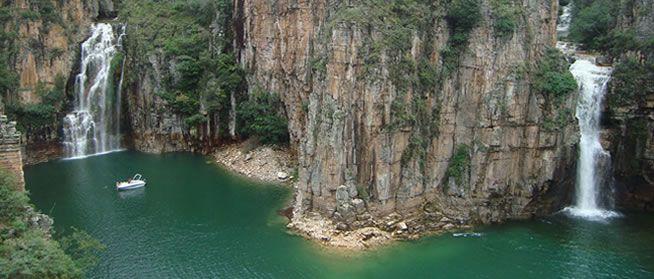 Canyons do Lago de Furnas