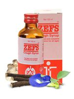 The natural cough reliever. Indication: All types of productive and non-productive cough of varied etiology. Inflammatory catarrhal conditions of respiratory tract. Smoker's cough, laryngitis, bronchitis, bronchial asthma and tropical eosinophilia  More http://www.eayur.com