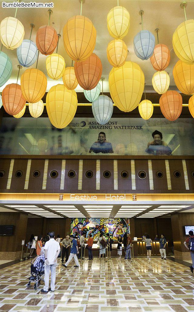 Festive Hotel Singapore Resorts World Sentosa Review 04