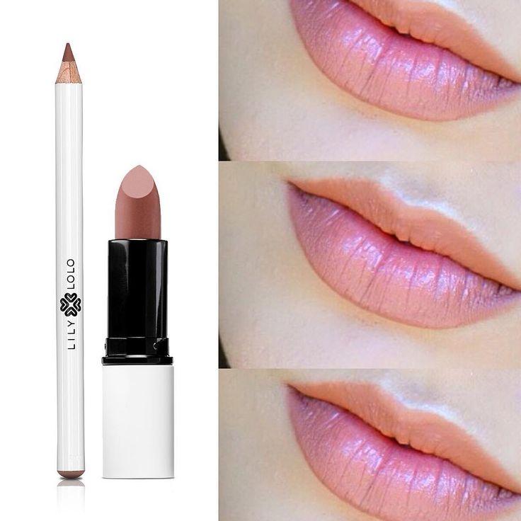 Lily Lolo Natural Lipstick - Ecco Verde Online Shop