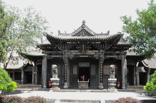 Qingxu Taoist Temple